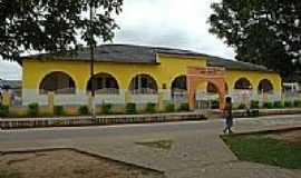 Tarauacá - Escola em Tarauacá-Foto:JEZAFLU=ACRE=BRASIL