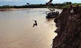 Tarauac� - Lazer dos Ribeirinhos do Rio Envira-Foto:JEZAFLU=ACRE=BRASIL