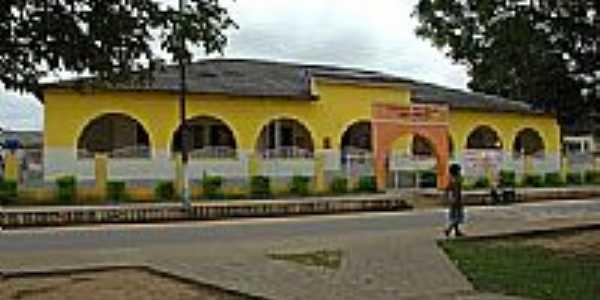 Escola em Tarauacá-Foto:JEZAFLU=ACRE=BRASIL