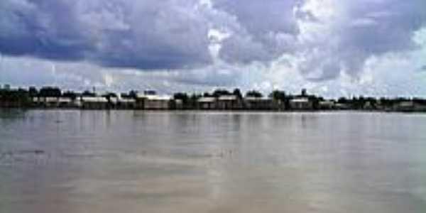 Tarauacá-AC-Rio cheio-Foto:Jezaflu Jesus