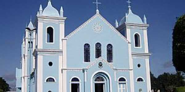 Borba-AM-Matriz de Santo Antônio de Pádua,antiga Catedral-Foto:Vicente A. Queiroz