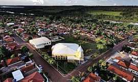 Caçu - Paróquia Sagrado Coração de Jesus, Caçu, Goiás.
