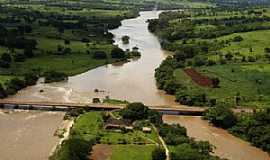Caçu - Caçu-GO-Vista aérea-Foto:Edu Jung