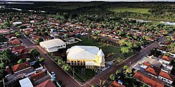 Paróquia Sagrado Coração de Jesus, Caçu, Goiás.