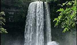 Caiap�nia - Caiap�nia-GO-Cachoeira da Ab�bora-Foto:Gil Roberto