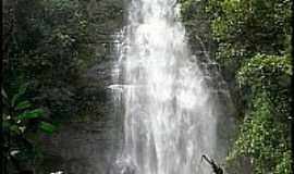 Caiapônia - Caiapônia-GO-Cachoeira da Samambaia-Foto:Gil Roberto