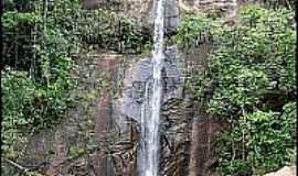 Caiap�nia - Caiap�nia-GO-Cachoeira do Campo Belo-Foto:Gil Roberto