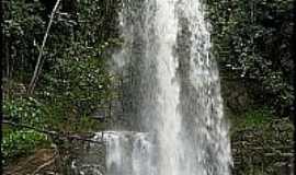 Caiapônia - Caiapônia-GO-Cachoeira do Córrego de Ouro-Foto:Gil Roberto