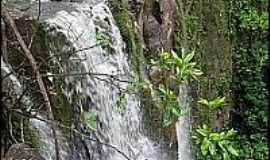 Caiapônia - Caiapônia-GO-Cachoeira do Salomão-Foto:Gil Roberto