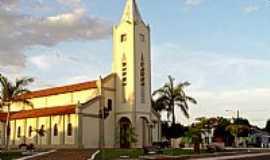 Caiap�nia - Caiap�nia-GO-Matriz do Divino Esp�rito Santo-Foto:Esl� Brito