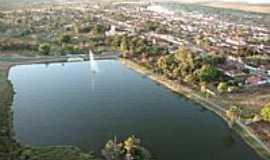 Caiap�nia - Caiap�nia-GO-Vista a�rea do Lago dos Buritis-Foto:Joao paulo