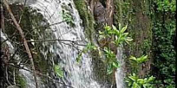 Caiap�nia-GO-Cachoeira do Salom�o-Foto:Gil Roberto
