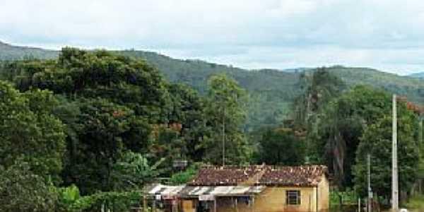 Calcilândia-GO-Casa em área rural-Foto:Arolldo Costa Oliveira