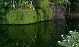 Caldas Novas - Entrada do Jardim Japonês em Caldas Novas-GO-Foto:Rildo Cunha