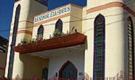 Caldas Novas - Igreja da Assembléia de Deus em Caldas Novas-GO-Foto:eliaspinheiro