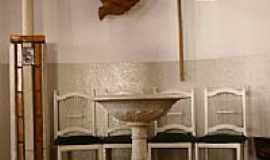 Caldas Novas - Interior da Igreja Matriz de Caldas Novas-GO-Foto:Beatriz Barreto Tane…