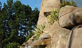 Caldas Novas - Monumento das Águas em Caldas Novas-GO-Foto:eliaspinheiro