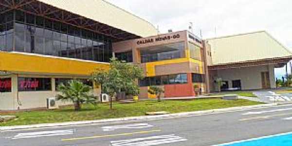 Aeroporto Regional de Caldas Novas - GO