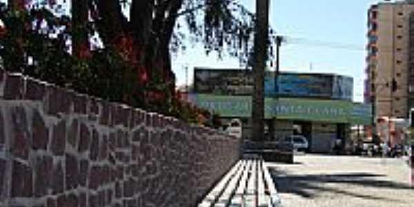 Praça Mestre Orlando em Caldas Novas-GO-Foto:eliaspinheiro