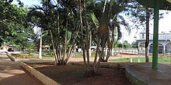 Imagens da cidade de Caldazinha - GO