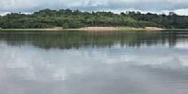 Lago do Membeca em Caapiranga-AM-Foto:João Junio Mesquita
