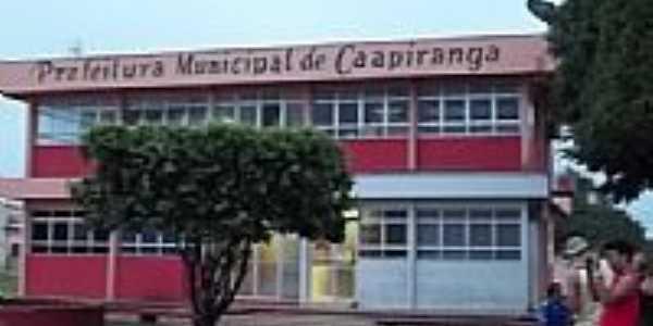 Prefeitura Municipal de Caapiranga-AM-Foto:João Junio Mesquita