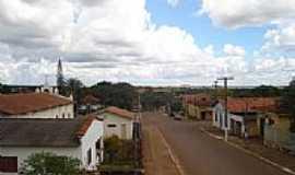 Campo Alegre de Goiás - Av.Eng.Bernardo Sayão-Foto:guilhermefonseca
