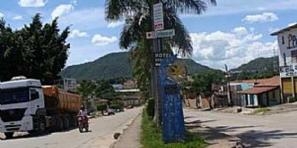 Imagens da cidade de Campos Belos - GO