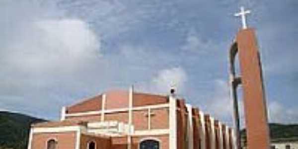 Matriz de N.S.da Concei��o-Foto:Vicente A. Queiroz