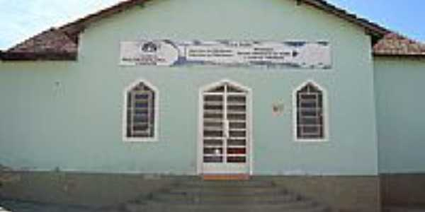 Igreja Presbiteriana de Campos Belos, por Abnestair.