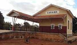 Caraíba - Caraíba-GO-Estação Ferroviária-Foto:Rafael Cintra