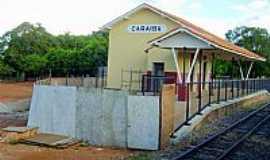 Caraíba - Caraíba-GO-Estação Ferroviária do Povoado-Foto:Glaucio Henrique Cha…