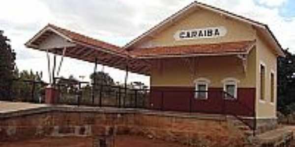 Caraíba-GO-Estação Ferroviária-Foto:Rafael Cintra