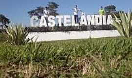 Castelândia - Entrada da cidade-Foto:worldatlaspedia.