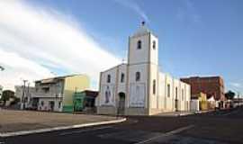 Catal�o - Catal�o-GO-Igreja de S�o Benedito e N.Sra.do Ros�rio-Foto:Pe. Edinisio Pereira�