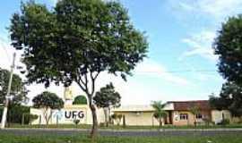 Catalão - Catalão-GO-Universidade Federal de Goiás,Campus Avançado de Catalão-Foto:Pe. Edinisio Pereira…