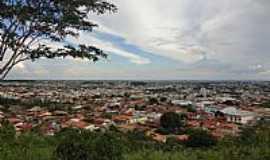 Catalão - Catalão-GO-Vista parcial da cidade-Foto:Pe. Edinisio Pereira…