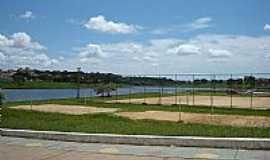 Catal�o - Parque com lago artificial na cidade de Catal�o-Foto:mochileiro.tur.
