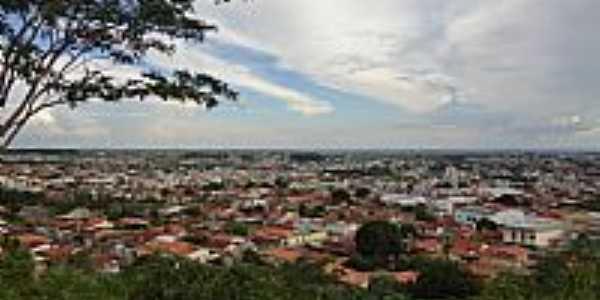 Catalão-GO-Vista parcial da cidade-Foto:Pe. Edinisio Pereira…