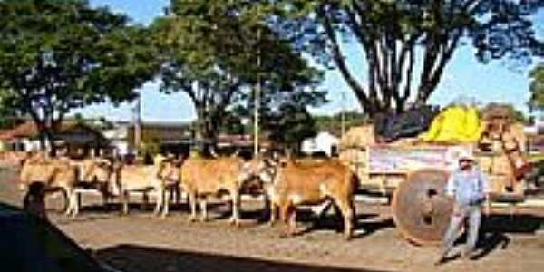 Carros de Boi-Foto:Eleusmario M. Rabelo