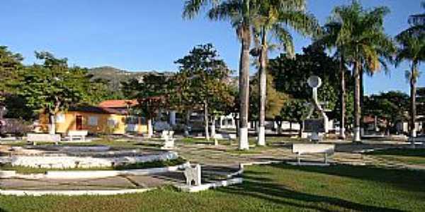 Pra�a Diogo Teles Cavalcante
