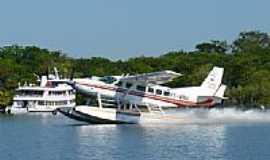 Canumã - Hidro avião-Foto:mlcora