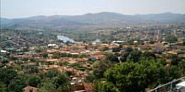Vista da cidade de Ceres-GO-Foto:carlos braz df
