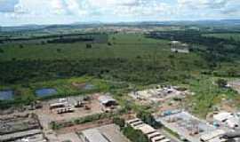 Cezarina - Vista panorâmica de Cezarina-GO-Foto:MANOEL