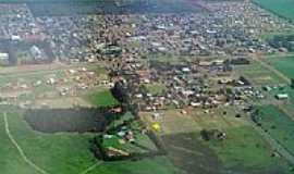 Chapad�o do C�u - Foto a�rea de Chapad�o do C�u-Foto:ljzanardi