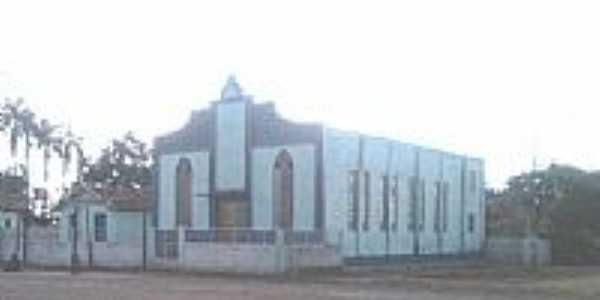 Igreja Assembléia de Deus-Foto:elielson moreira
