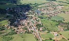 C�rrego do Ouro - Vista a�rea-Foto:Enaldo dos Santos