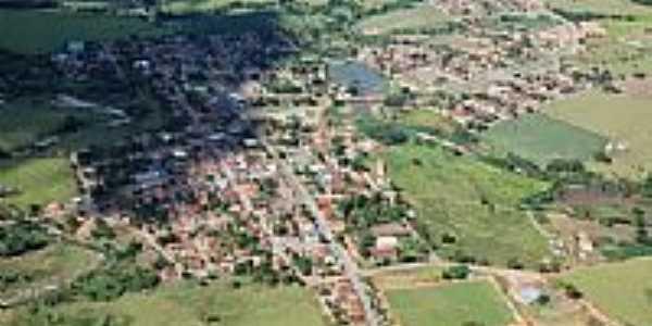 Vista aérea-Foto:Enaldo dos Santos