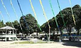 Canutama - Canutama-AM-Coreto na Praça da Matriz-Foto:Fares Nery