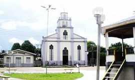 Canutama - Canutama-AM-Igreja Matriz-Foto:Fares Nery